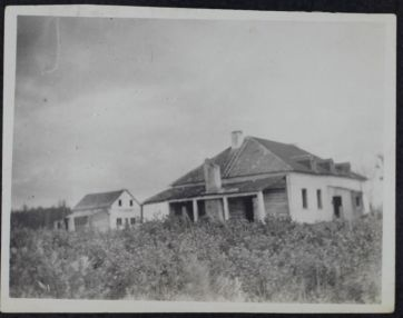 Fort Pelly, 1920. Photograph. PAS R-A4371