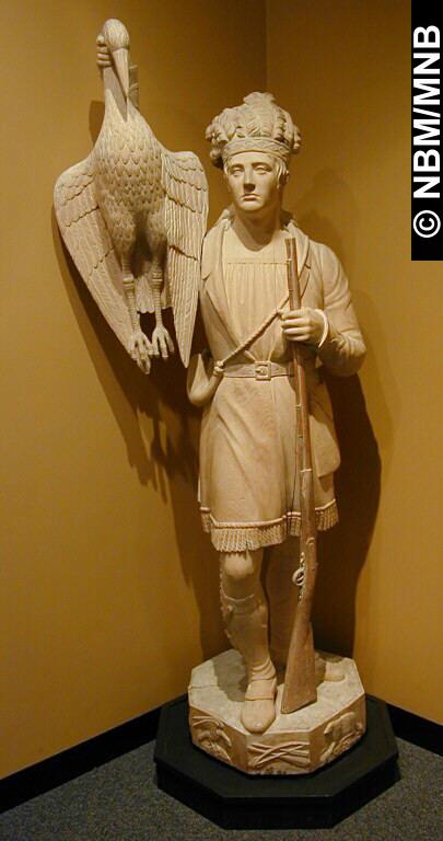 Indian HUnter, 1843
