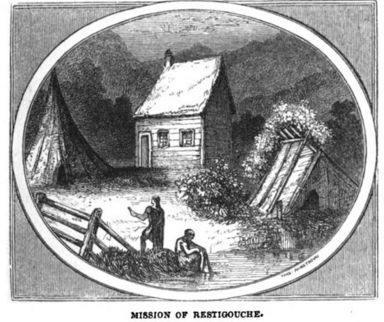 Mission of Restigouche_Armstrong_1841_NBLL 917.1 B718