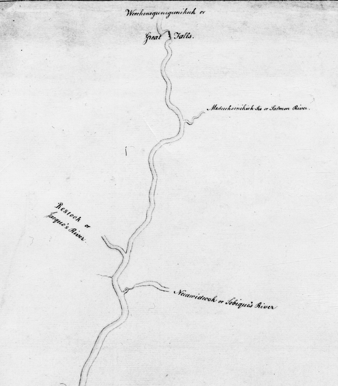 Plan of Ourasstook River_Detail_1784-5 Army Survey_H3-203.29-1785