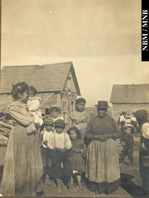 Tobique First Nation c1904